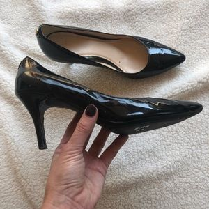COLE HAAN Patent Leather Heels